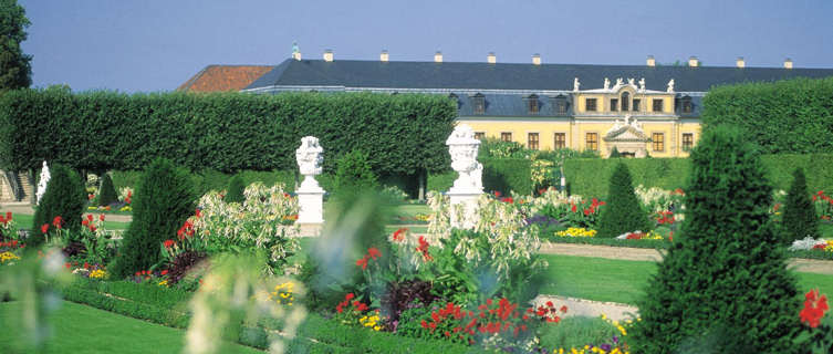 Herrenhausen Gardens, Hanover